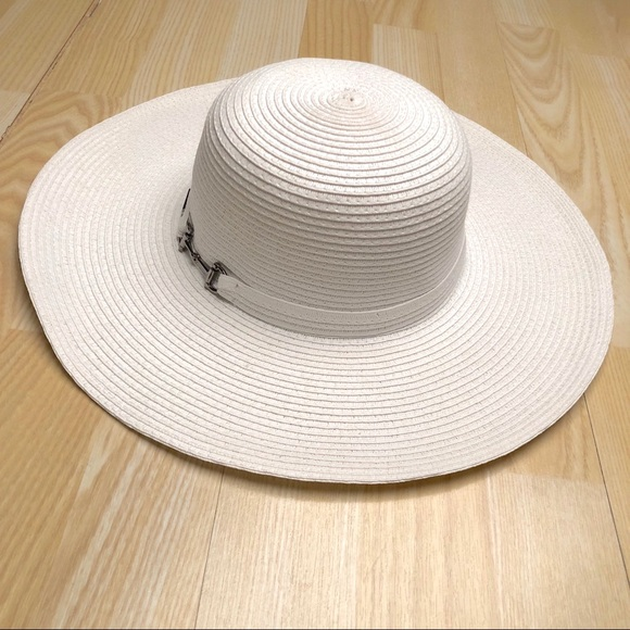 a81655082ff ✨NEW✨Betmar Selena Braided Wide Brim Sun Hat